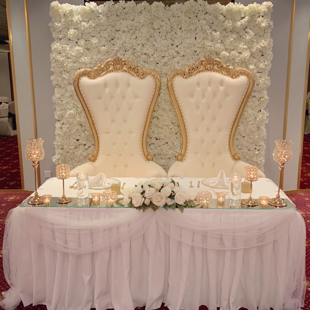 5 reasons why you need a venue stylist for your big day