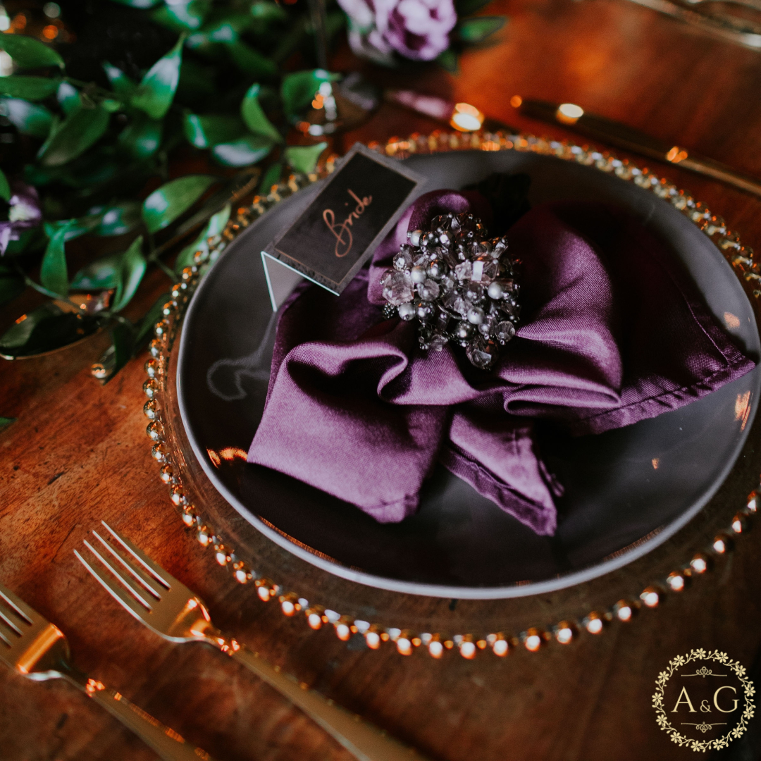 5 things to think about when designing your top table decor1